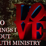 I LOVE YOUTH MINISTRY