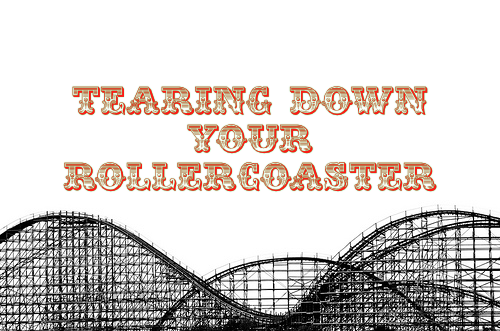 Rollercoaster in Youth Ministry