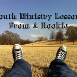 Youth Ministry Lessons From a Rookie