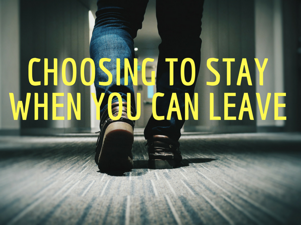 Choosing to Stay in Youth Ministry